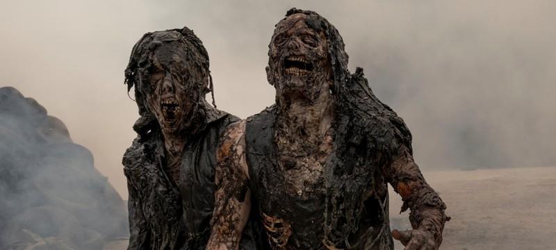 Трипофобы, готовьтесь — в The Walking Dead: World Beyond покажут нового ходячего