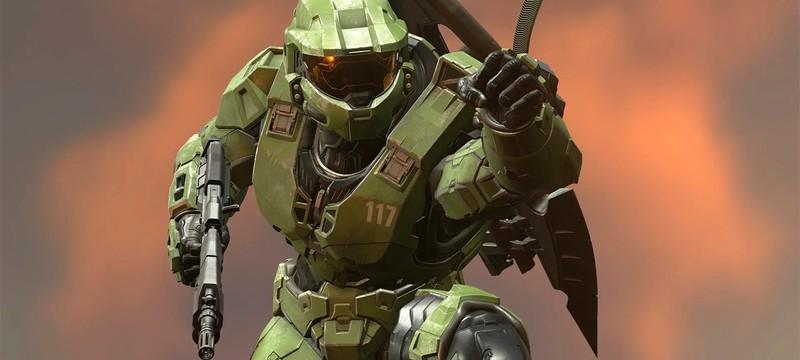 Мультиплеер Halo Infinite будет бесплатным с поддержкой 120 fps