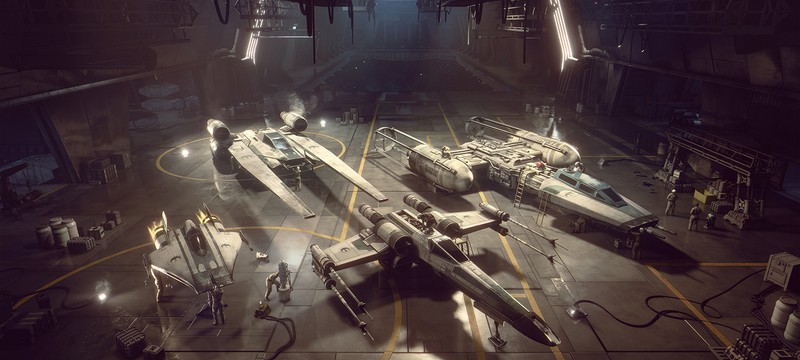 EA объяснила, почему Star Wars: Squadrons стоит $40