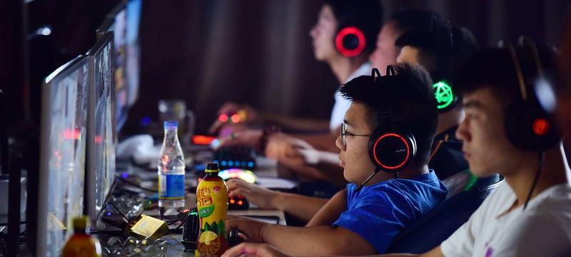 Китай обновит систему аутентификации геймеров для ограничения времени в играх