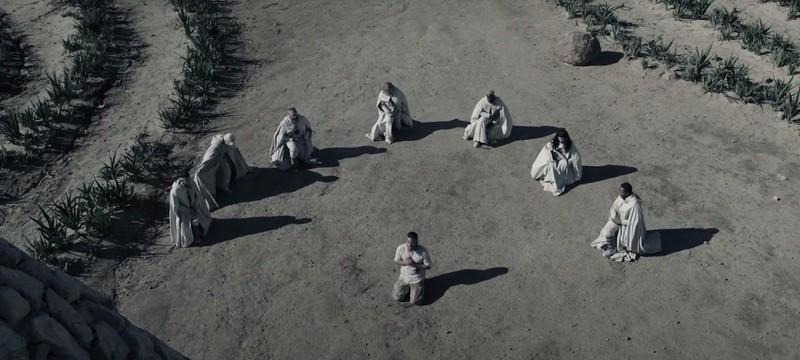 Первый трейлер sci-fi сериала Raised by Wolves от HBO Max