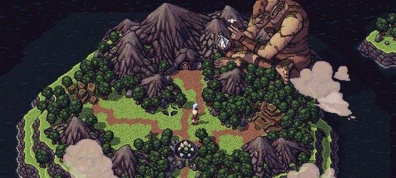 15 минут геймплея Sea of Stars, собравшей более миллиона долларов на Kickstarter