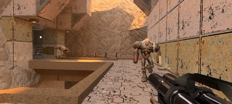 Bethesda начала раздачу первых частей Quake
