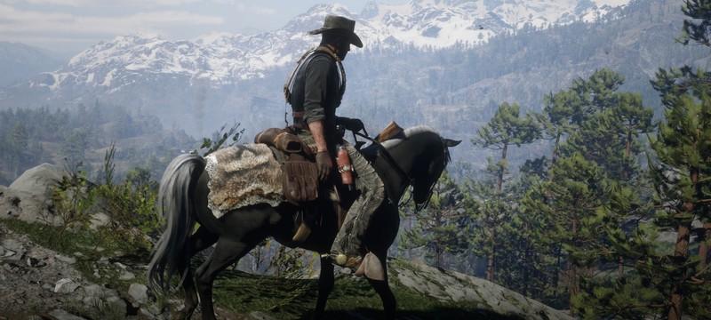 Обновление Naturalist для Red Dead Online сделало лошадей глупее и трусливее