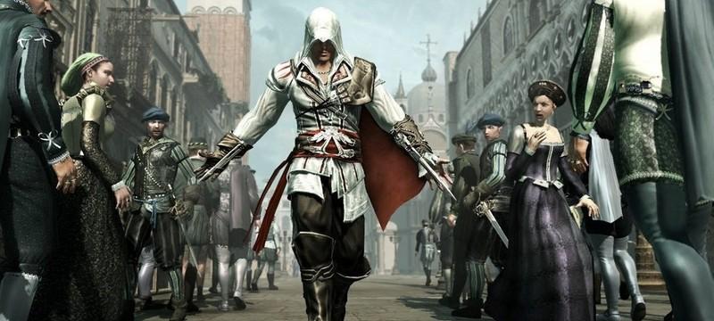 В Assassin's Creed 2 есть отсылки к событиям Odyssey и Origins