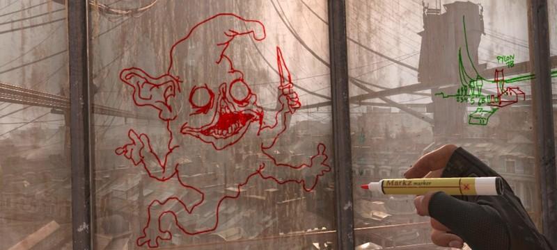 Учителя одной из польских школ проводили уроки в Half-Life: Alyx