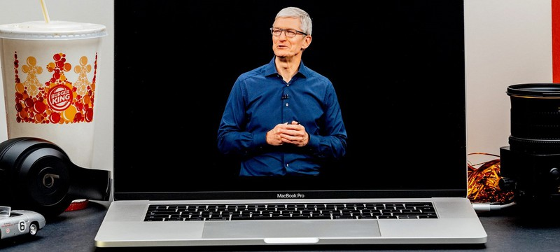 Тим Кук стал миллиардером, капитализация Apple приблизилась к двум триллионам долларов