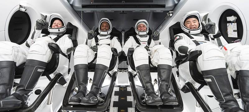 Следующий пилотируемый запуск SpaceX состоится не раньше 23 октября