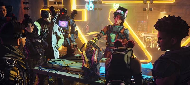 Лучший инженер — геймплейный трейлер Рампарт из Apex Legends