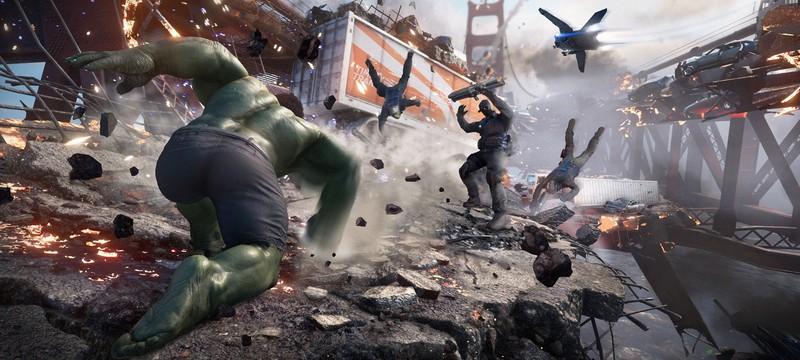 В коде PC-версии Marvel's Avengers обнаружили 17 запланированных персонажей