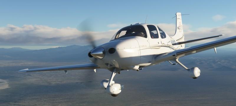 Nvidia выпустила драйвер для Microsoft Flight Simulator