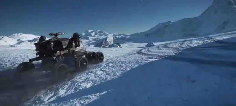 Первый видеодневник разработки Elite Dangerous: Odyssey
