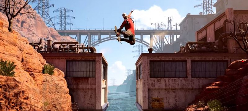 Ремейк Tony Hawk's Pro Skater может выйти и на Nintendo Switch