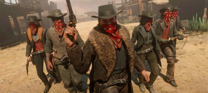 Как хакеры Red Dead Online подставляют стримеров и приводят к их бану