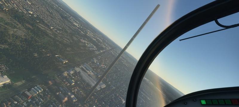 В Microsoft Flight Simulator обнаружили небоскреб на 212 этажей, который появился из-за опечатки