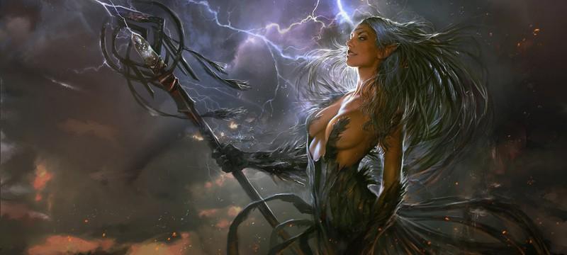 Фантастические Миры: брутальное фэнтези от Pablo Fernandez