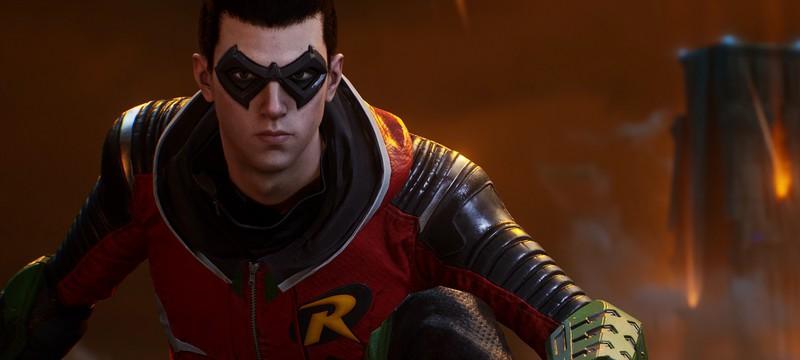 Робином в Gotham Knights будет Тим Дрейк
