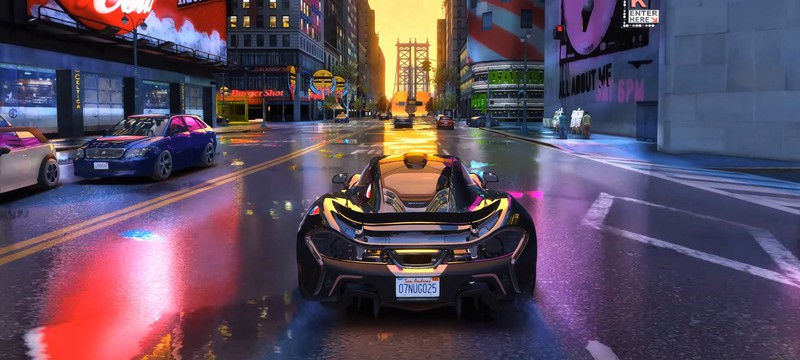 Как могла выглядеть GTA 4 с улучшенной графикой и трассировкой лучей