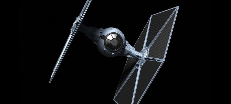 NASA обнаружила галактику, похожую на TIE Fighter