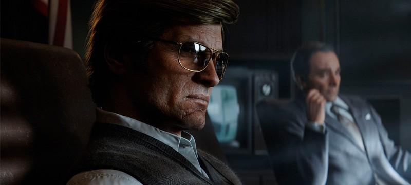 Совещание с президентом в трейлере сюжетной кампании Call of Duty Black Ops: Cold War