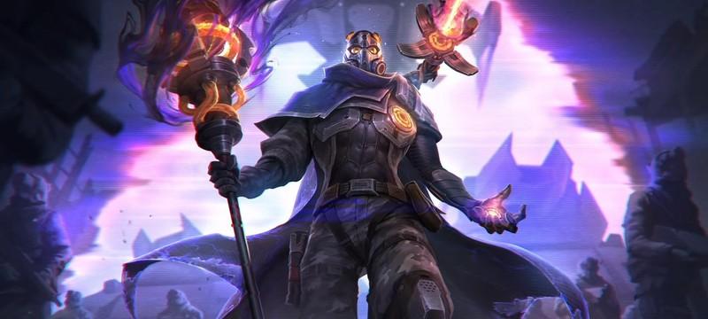 Трейлер и музыкальная тема новых скинов League of Legends