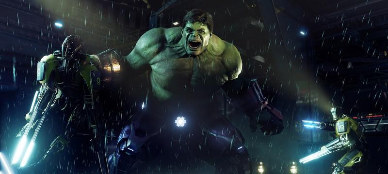 Полное прохождение Marvel's Avengers займет около 30 часов
