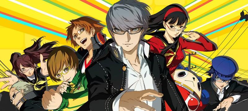 Persona 4 Golden получила первый патч