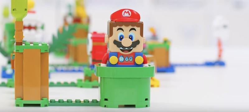 Энтузиаст создал контроллер для Super Mario Bros. из тематической LEGO-игрушки