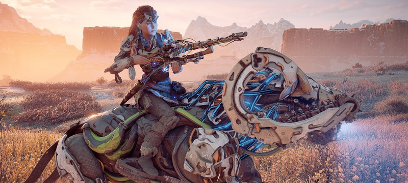 Новый патч PC-версии Horizon Zero Dawn повышает частоту кадров