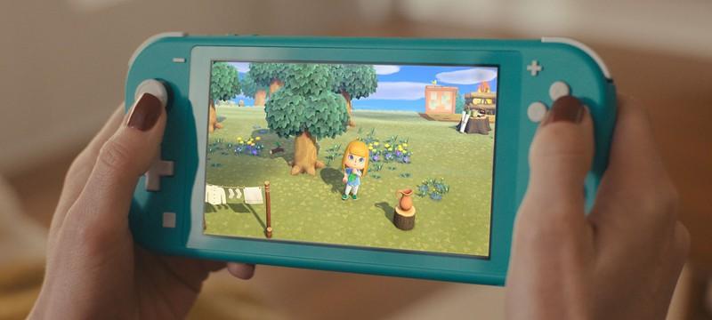 Nintendo хочет отгрузить 30 миллионов Switch до конца финансового года