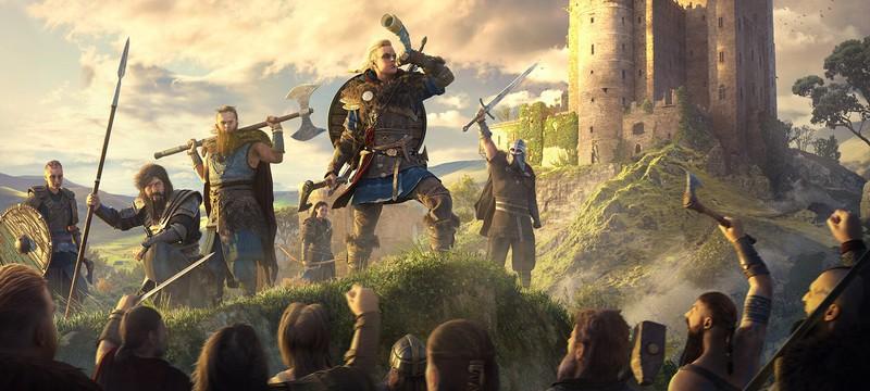 Assassin's Creed Valhalla выйдет на неделю раньше одновременно со стартом продаж Xbox Series X