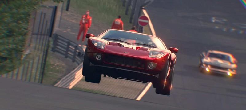 Sony показала ИИ, который проходит трасы GT Sport быстрее лучших игроков