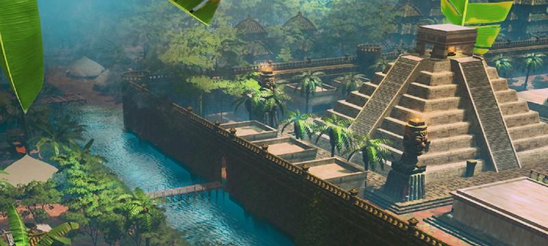 Строительство городов ацтеков в первом трейлере стратегии Aztec Empire
