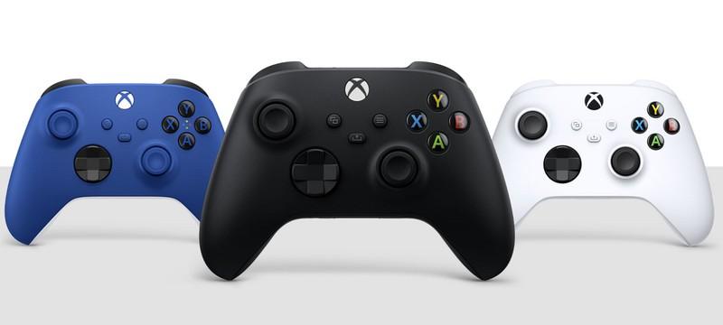Microsoft показала работу кнопки Share на новом геймпаде Xbox