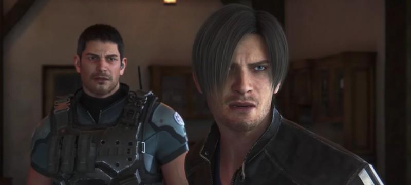 В сеть раньше времени слили трейлер нового анимационного фильма по Resident Evil