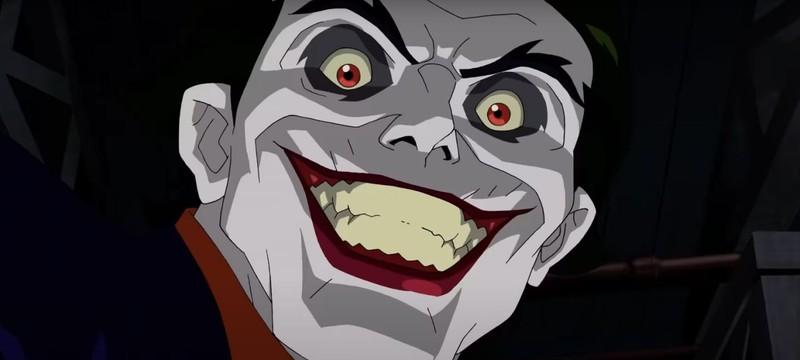 Трейлер интерактивного мульфильма Batman: Death in the Family