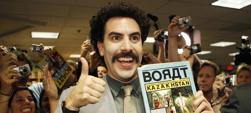 """""""Борат 2"""" появится в Amazon Prime до конца октября"""