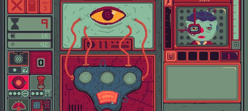 Киберпанк-безумие в трейлере инди Mind Scanners