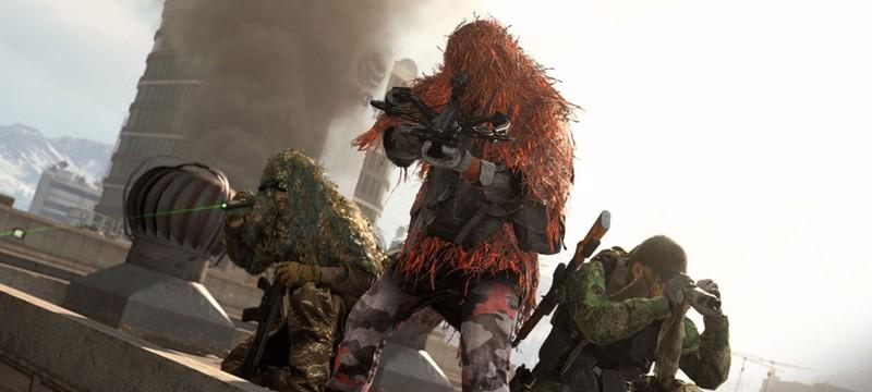 В Call of Duty: Warzone вернулся глитч с месивом вместо оружия