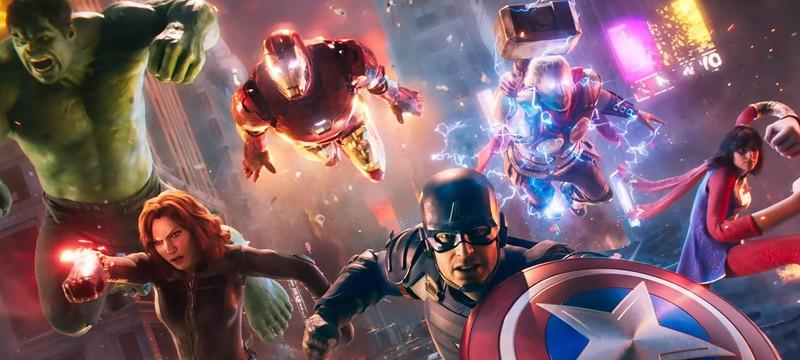 Marvel's Avengers стала второй в списке самых продаваемых игр сентября в Британии
