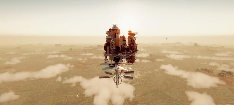 Градостроительная стратегия про летающий город Airborne Kingdom выйдет 17 декабря