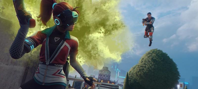 Ubisoft рассказала о планах по развитию Hyper Scape