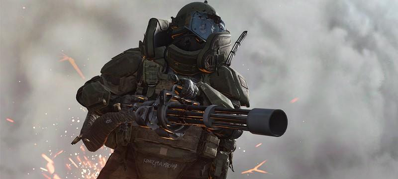 Call of Duty: Modern Warfare больше не помещается на один SSD емкостью 250 ГБ