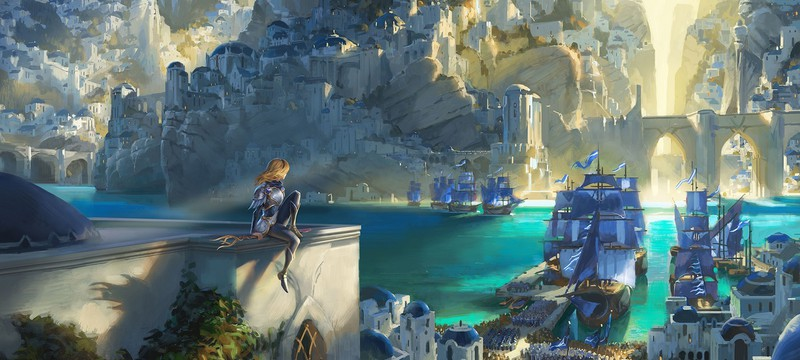 Дополнение, событие и турниры — ближайшее будущее Legends of Runeterra