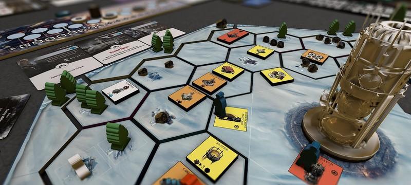 Frostpunk: The Board Game была проспонсирована за час