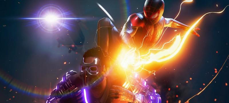 По Spider-Man: Miles Morales выйдет артбук и книга-приквел