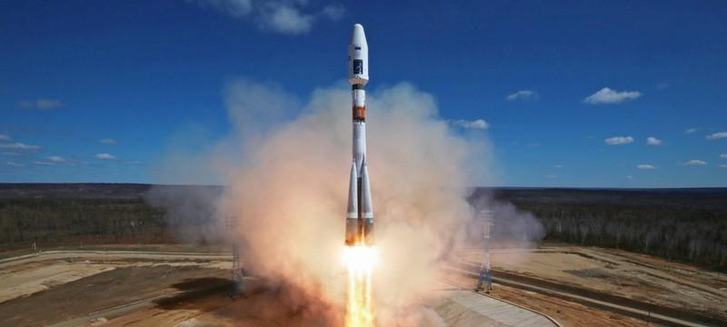 """Роскосмос показала модель ракеты """"Амур"""" на метановых двигателях"""