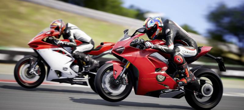 Релизный трейлер гоночного симулятора Ride 4