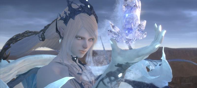 Базовое производство и работа над сценарием Final Fantasy XVI уже завершены