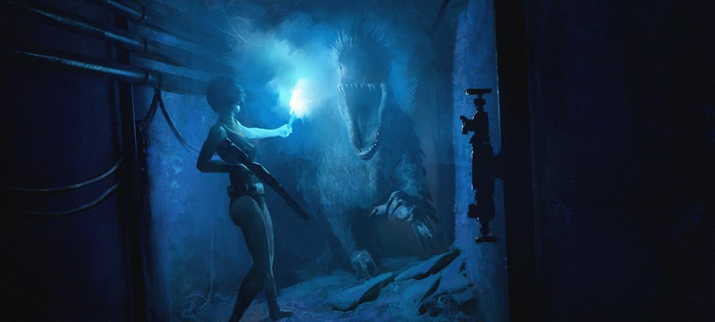 Фанатские концепты Dino Crisis Remake